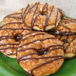 Homemade Girl Scout Cookies