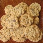 Tuesdays with Dorie: Oatmeal-Peanut-Chocolate Cookies