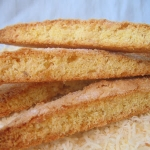 Tuesdays with Dorie: Lenox (non)Almond Biscotti