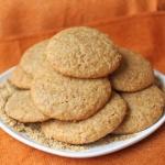 TWD: Honey Wheat Cookies