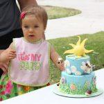 Fun in the Sun Cake