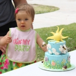 Fun in the Sun Cake