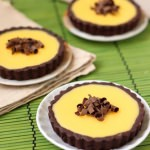 Passion Fruit Tarts