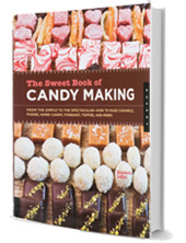 The Sweet Book of Candy Making by Elizabeth LaBau