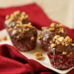 Four-Ingredient Nutella Cupcakes