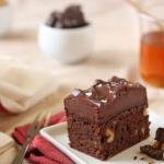 TWD: Honey-Nut Brownies