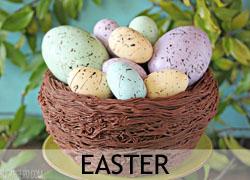 Sugarhero Easter Recipes