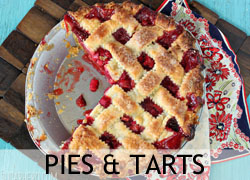 Sugarhero Pies and Tart Recipes