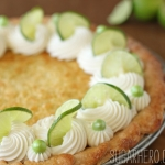 Lime-Coconut Pie