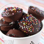 Brownie Lava Bites