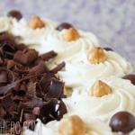 Chocolate-Hazelnut Mousse Trifle