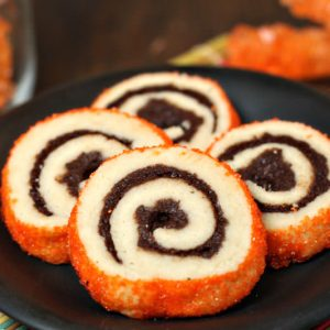 Sugar Cookie Pinwheels | From SugarHero.com