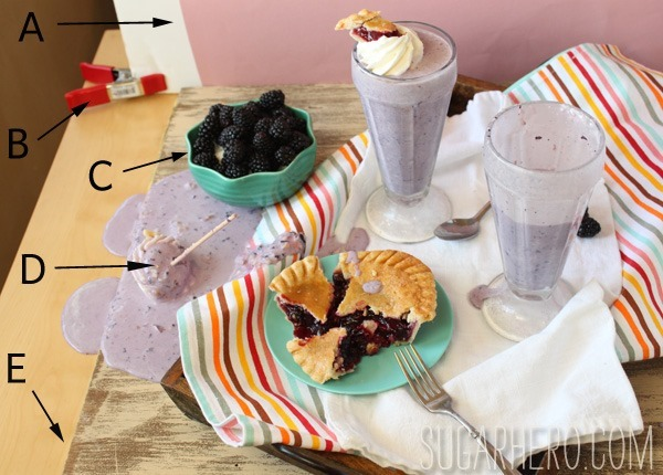 Pie Milkshakes Recipe