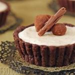 Cinnamon Mousse Tarts