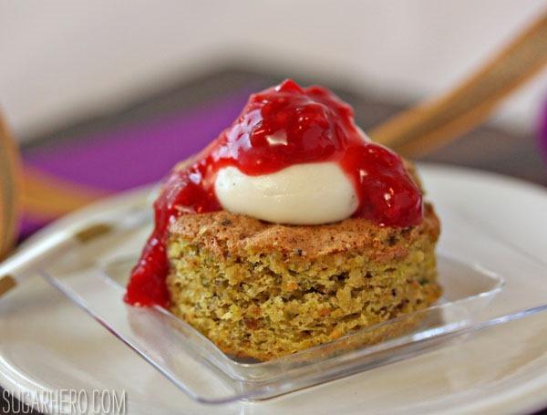 Pistachio Cake | SugarHero.com