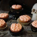 Brain Cupcakes