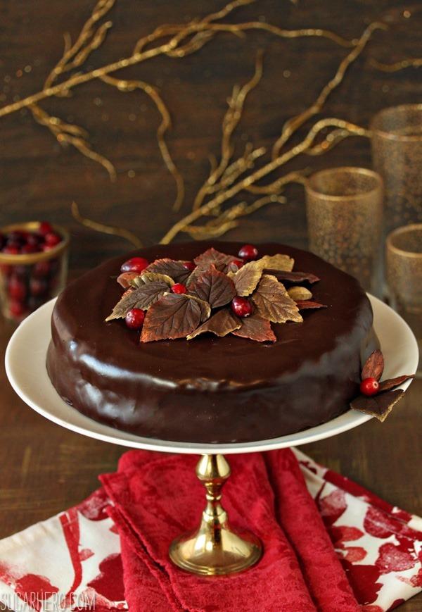 cranberry-chocolate-truffle-cake-1