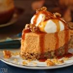 Oatmeal Walnut Butterscotch Pie