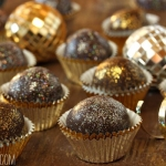 Disco Truffles for New Year's Eve