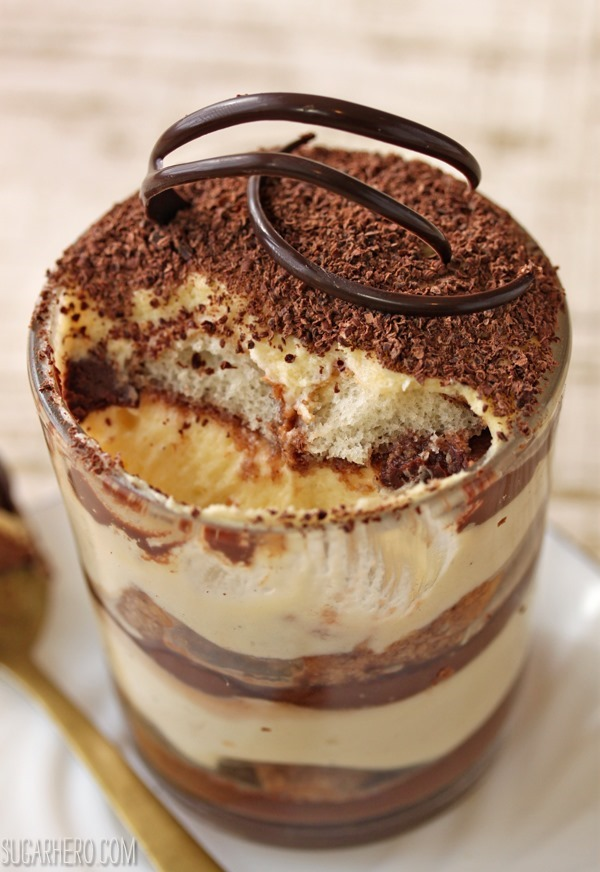 Chocolate Tiramisu | SugarHero.com
