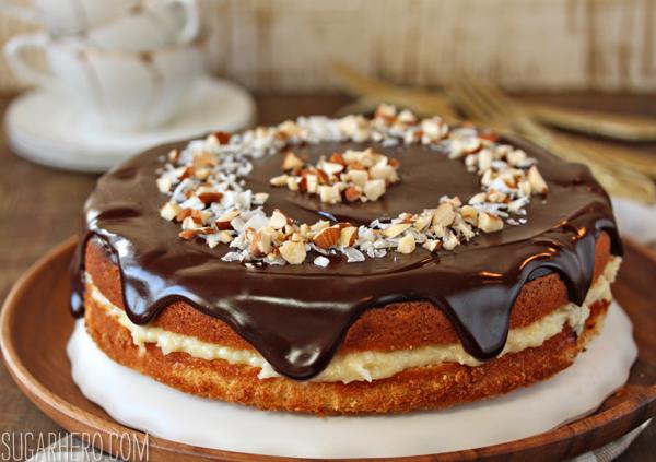 Boston Cream Pie Cake Joy Of Baking
