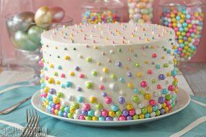 easter-polka-dot-cake-3