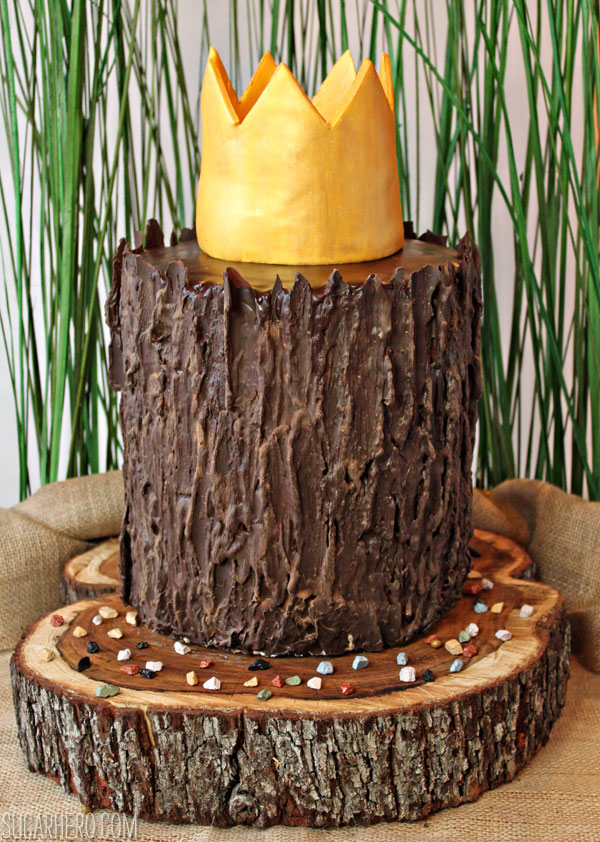 Where The Wild Things Are Birthday Cake Sugarhero