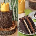 Where the Wild Things Are Birthday Cake