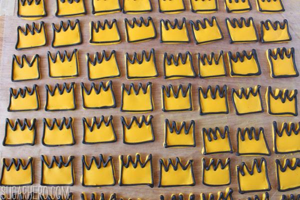 Where the Wild Things Are Cookies | SugarHero.com