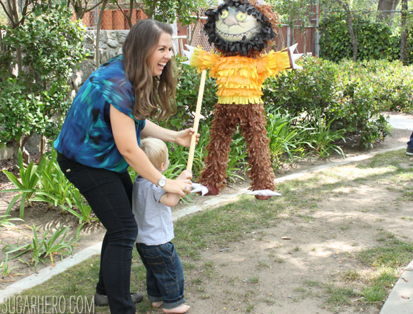where the wild things are birthday party ideas sugarhero