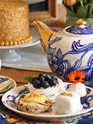 Mother's Day Tea Party | SugarHero.com