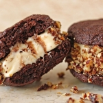 Spicy Chocolate Ice Cream Sandwiches