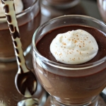 Chocolate Chai Pots de Creme