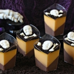 Chocolate Orange Panna Cotta