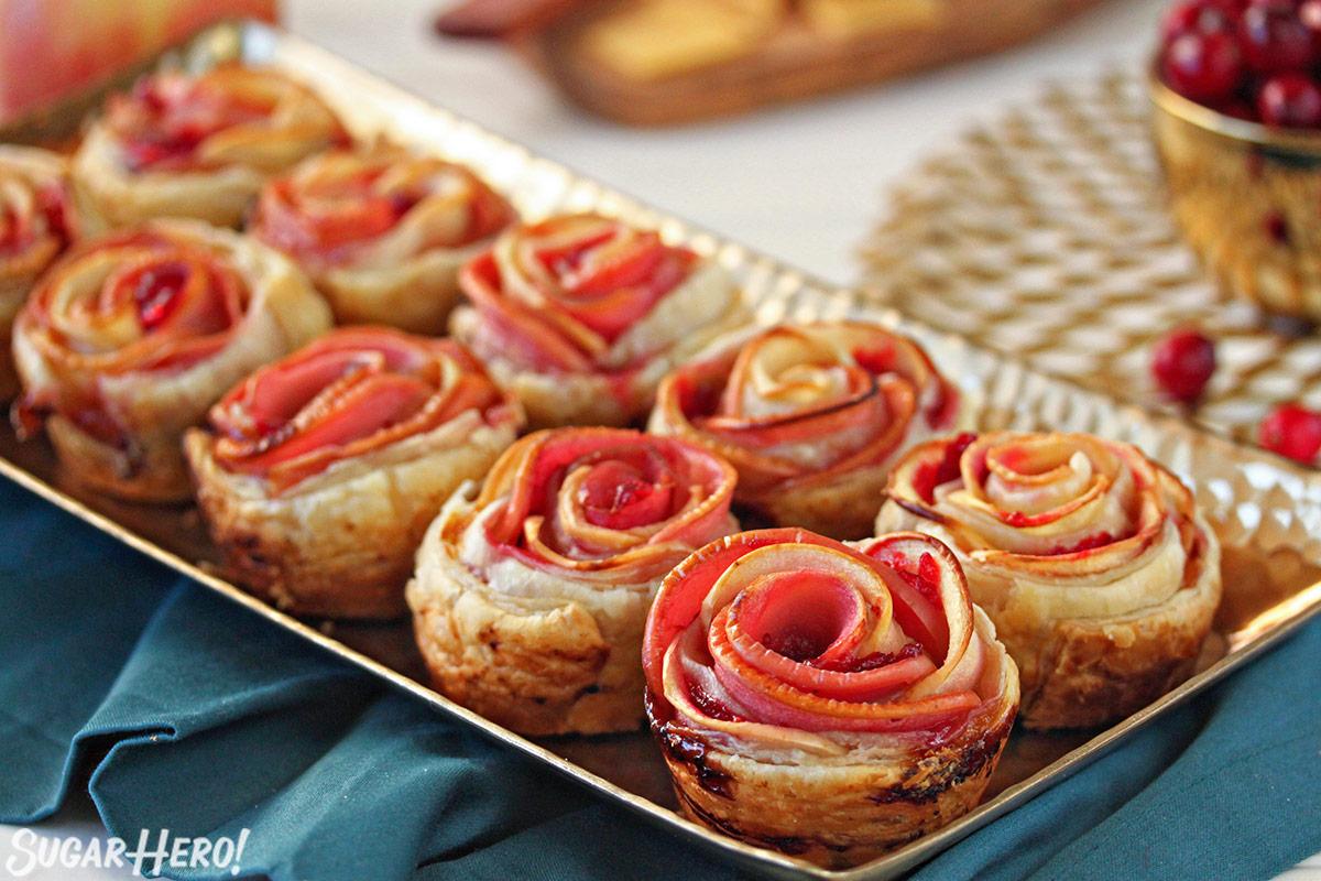 Good Food Apple Tart