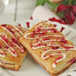 Cranberry White Chocolate Sweetie Pies