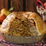 Mile High Apple Pie