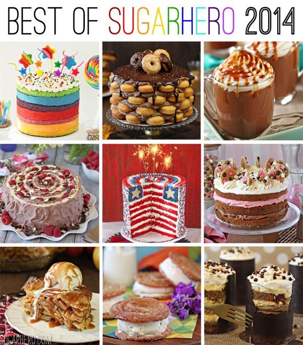The Best of SugarHero - 2014
