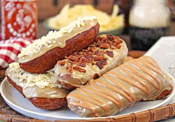 Bronuts Maple Bars | From SugarHero.com