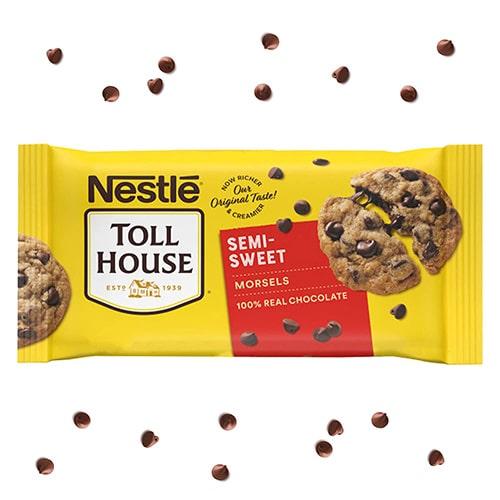 Nestle semi-sweet chocolate chips
