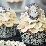 Earl Grey Lavender Cupcakes