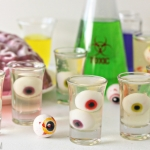 Floating Eyeball Jello Shots