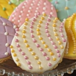 Faberge Egg Sugar Cookies