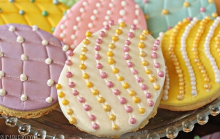 Faberge Sugar Cookies | From SugarHero.com