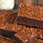 Ultimate Fudgy Chocolate Brownies