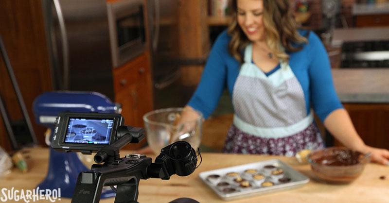 Elizabeth LaBau for Craftsy   From SugarHero.com