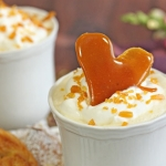Creme Brulee White Hot Chocolate