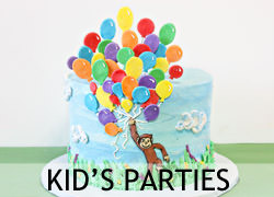 SugarHero Kid's Birthday Party Recipes