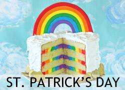 Sugarhero St. Patrick's Day Recipes