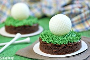 Golf Ball Truffles | From SugarHero.com